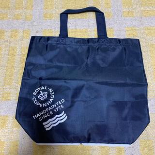 ロイヤルコペンハーゲン(ROYAL COPENHAGEN)のロイヤルコペンハーゲン オリジナル折りたたみエコバッグ(エコバッグ)