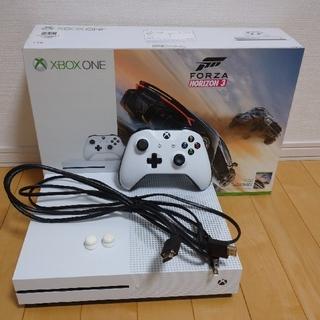 エックスボックス(Xbox)のXbox one s 1TB HORIZON3同梱版 美品(家庭用ゲーム機本体)