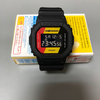 G-SHOCK - G-SHOCK THE HUNDREDS  DW-5600HDR-1JR