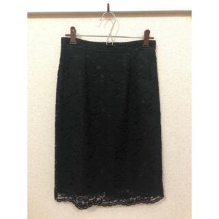 ミッシュマッシュ(MISCH MASCH)のMISCH MASCH レースタイトスカート(ひざ丈スカート)