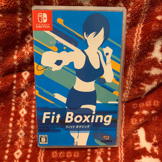 Nintendo Switch - Fit Boxing Switch 美品!