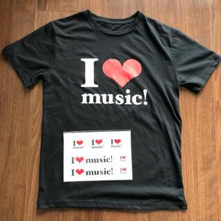 安室奈美恵 ラストライブ I♡music Tシャツ Mサイズ 花火Show(Tシャツ(半袖/袖なし))