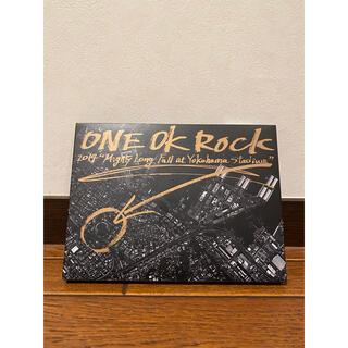 ワンオクロック(ONE OK ROCK)の【ONE OK ROCK】2014横浜スタジアム ライブDVD(ミュージック)