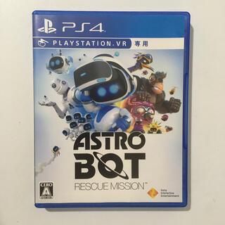 プレイステーションヴィーアール(PlayStation VR)のASTRO BOT:RESCUE MISSION PS4(家庭用ゲームソフト)