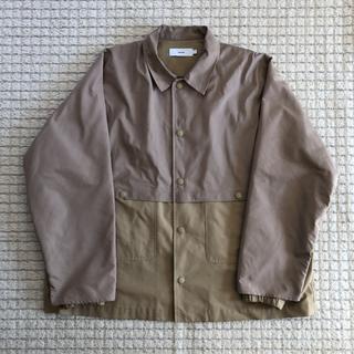 COMOLI - Graphpaper Mackinaw Jacket