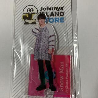 Johnny's - 渡辺翔太 アクリルスタンド 第1弾 アクスタ