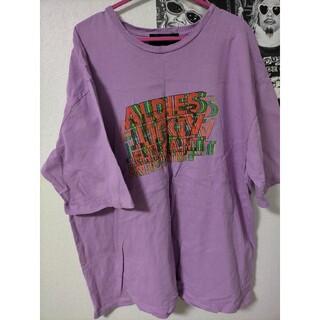 aldies - オーバーサイズTシャツ aldies