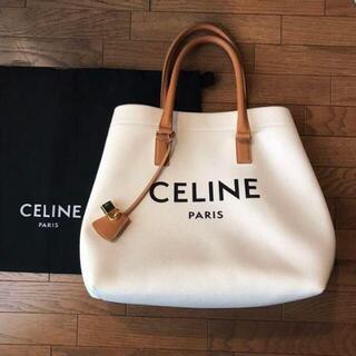 celine - セリーヌ ホリゾンタルキャンバストート 2020年新作