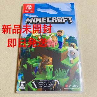 Nintendo Switch - 【未開封】Minecraft マイクラ Nintendo Switch ソフト