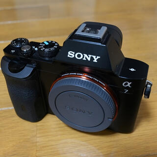 SONY - Sony a7 初代