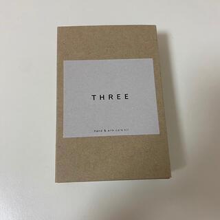スリー(THREE)のTHREE 箱(ショップ袋)