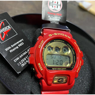 G-SHOCK - DW-6930A-4JR Rising RED(G-SHOCK) 超美品