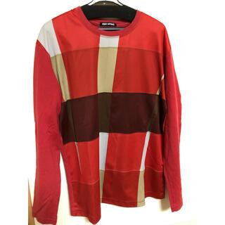 イッセイミヤケ(ISSEY MIYAKE)のissey miyake イッセイミヤケ メンズ Tシャツ/カットソー 長袖(Tシャツ/カットソー(七分/長袖))