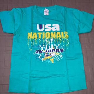 チアー(CHEER)のチアダンス USA nationals 記念 Tシャツ(ダンス/バレエ)