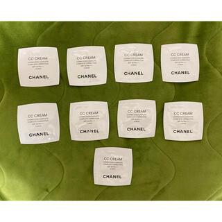 シャネル(CHANEL)のシャネル CCクリーム 20ベージュ SPF30/PA+++ 9個セット(CCクリーム)