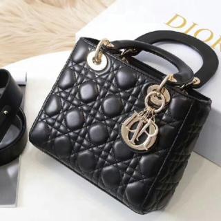 Christian Dior レディディオール ハンドバッグ