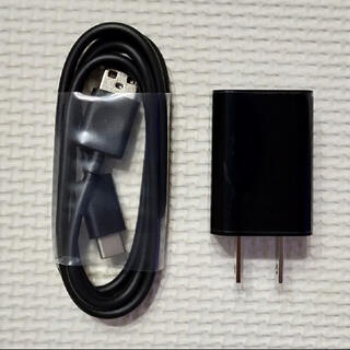 fire HD8 付属 充電器  (バッテリー/充電器)