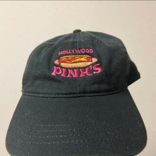 シュプリーム(Supreme)のpinks cap (キャップ)