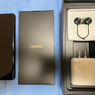 OPPO Find X2 Pro au OPG01 セラミックブラック