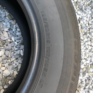 ブリヂストン(BRIDGESTONE)のブリヂストン RD613 195/80R15 107/105N LT(タイヤ)