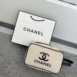 CHANEL - シャネル コスメティックバッグ トートバッグ