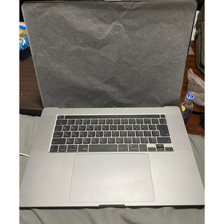 Apple - 美品 MacBook Pro 16インチ スペースグレー 512GB 16GB