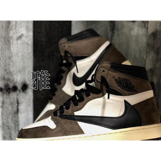 NIKE - TRAVIS SCOTT×AIR JORDAN 1 RETRO HIGH