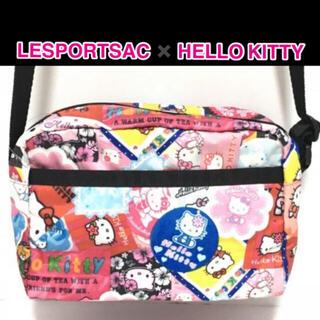 LeSportsac - LESPORTSAC レスポートサック ショルダーバッグ HELLO KITTY