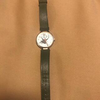スタディオクリップ(STUDIO CLIP)のスタディオクリップ  ムーミン  ミムラ姉さん 腕時計(腕時計)
