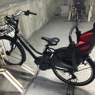 ブリヂストン(BRIDGESTONE)の電動自転車 ハイディー2 ブリヂストン 子乗せ自転車 引き取り限定(自転車本体)