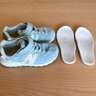 ニューバランス(New Balance)のニューバランス  17.5 靴 スニーカー (スニーカー)