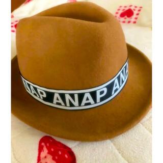 アナップキッズ(ANAP Kids)の新品ANAPキッズ帽子(帽子)