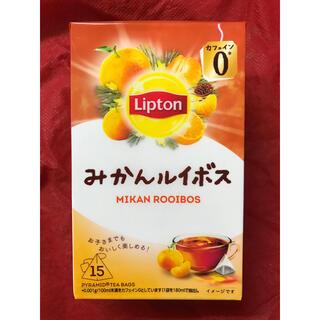 リプトン みかんルイボスティー 送料別のおまとめ時単価268円(茶)