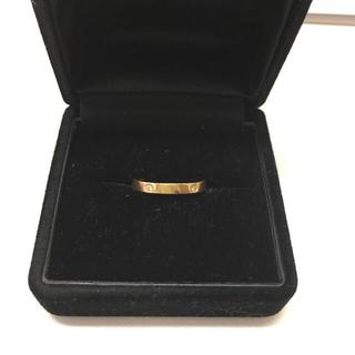 ジュピターゴールドレーベル(jupiter GOLD LABEL)のジュピターの指輪(リング(指輪