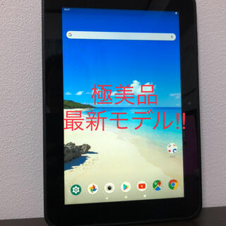 ANDROID - 【極美品 最新モデル!】 10.1インチ 日本製 Android タブレット