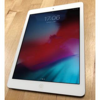 Apple - APPLE iPad Air  WI-FI 16GB SILVER