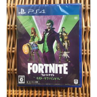 フォートナイト ラスト・ラフ バンドル PS4 FORTNITE PS4ソフト