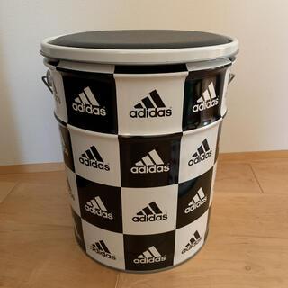 アディダス(adidas)のアディダス ペール缶 アディ缶(インテリア雑貨)