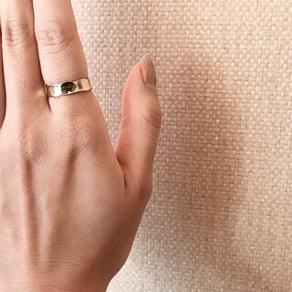 リング 真鍮 5mm幅(リング(指輪))