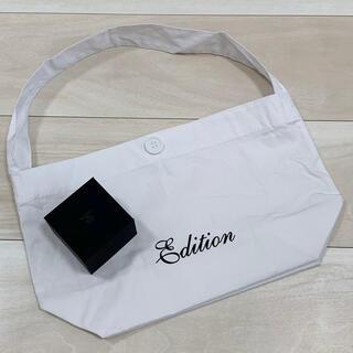 エディション(Edition)のエディション Edition ショッパー エコバッグ トート トムウッド  箱(ショップ袋)