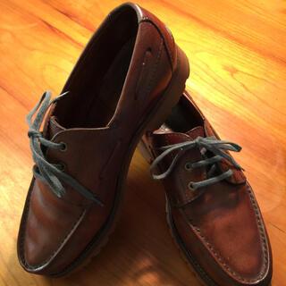 ジェーエムウエストン(J.M. WESTON)のジェーエムウェストン モカシンシューズ J.M WESTON  23.5(ローファー/革靴)