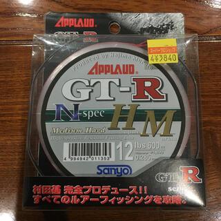 GT-R nスペック HM 12ポンド 600m(釣り糸/ライン)