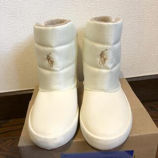 ポロラルフローレン(POLO RALPH LAUREN)のラルフローレン 中ボア ショートブーツ 15cm(ブーツ)