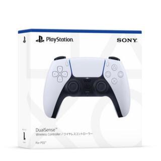 プレイステーション(PlayStation)のPS5 DualSense ワイヤレスコントローラー (CFI-ZCT1J)(その他)