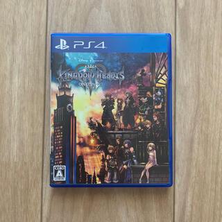 キングダム ハーツIII PS4(家庭用ゲームソフト)