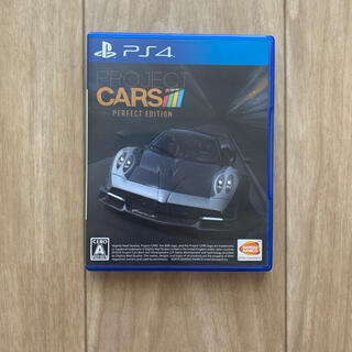 PROJECT CARS PERFECT EDITION(プロジェクト カーズ (家庭用ゲームソフト)