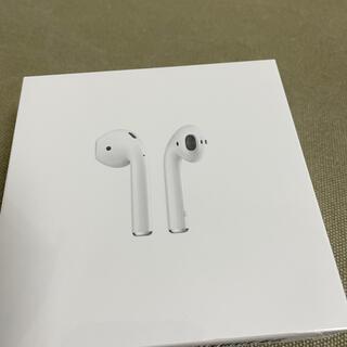 アップル(Apple)のairpods第2世代(ヘッドフォン/イヤフォン)