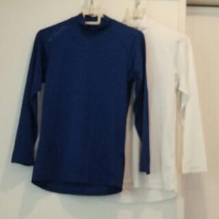 ミズノ(MIZUNO)のミズノ ジュニアハイネックインナーTシャツ(ウェア)