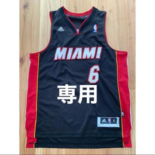 adidas - NBA ヒート ユニフォーム レブロン・ジェームズ adidas バスケ