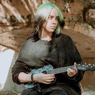 フェンダー(Fender)のBillie Eilish Signature Ukulele (その他)